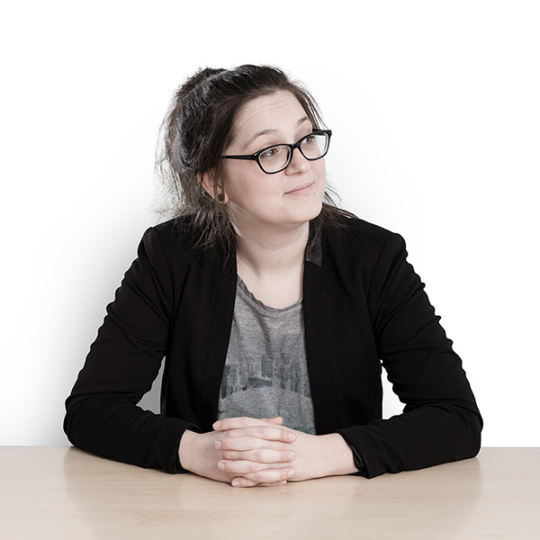 Portrait Josefine Pomnitz - Google Ads