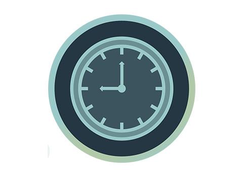 Icon für Seminar-Dauer