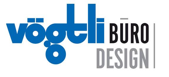 Logo von Vögtli Büro Design aus Basel