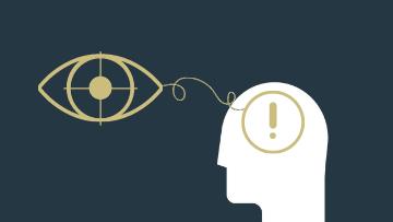 Beitragsbild zum Thema Eye-Tracking